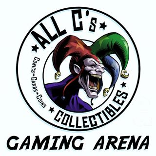 All C's Gaming Arena and Collectibles