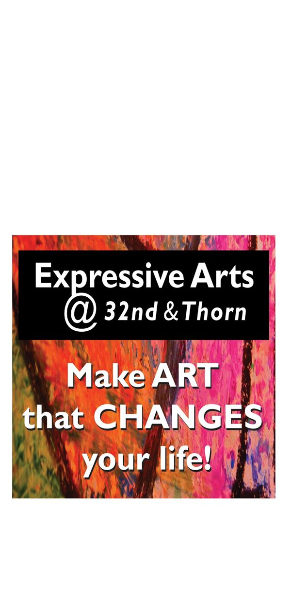 Expressive Arts at 32nd & Thorn