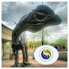 Things to do in Tempe-Mesa, AZ for Kids: Prehistoric Preschool - Dino Giants, Arizona Museum of Natural History