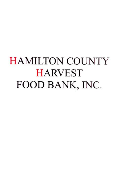 Hamilton County Harvest Food Bank: Help in the Food Bank