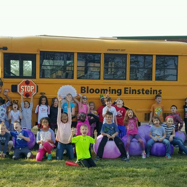 Blooming Einsteins