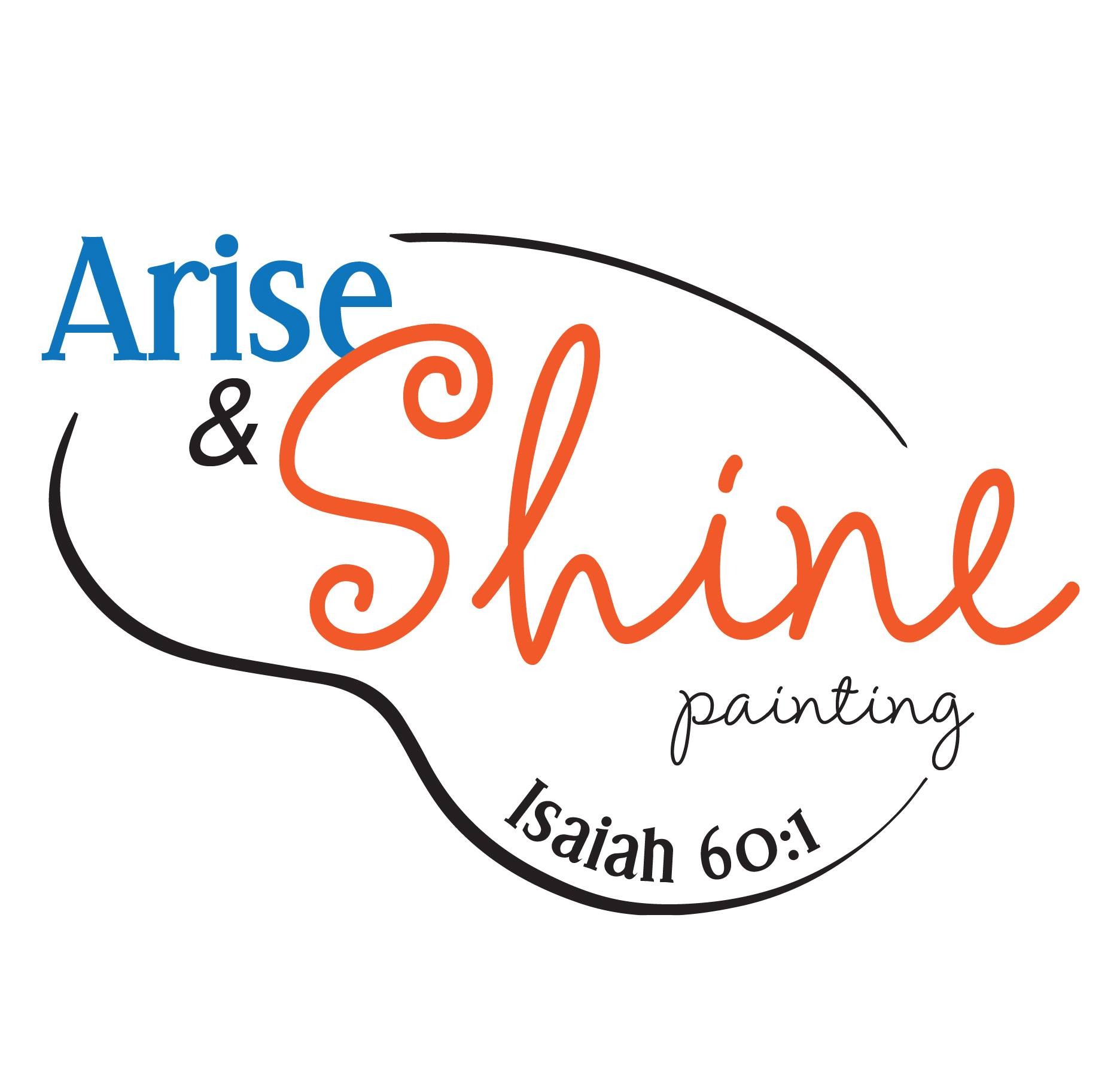 Arise & Shine painting