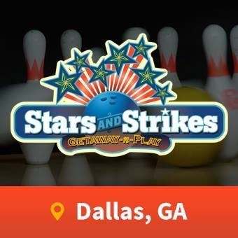 Stars and Strikes Family Entertainment Centers