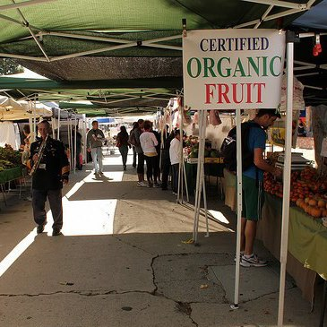 NoHo Arts District Farmers Market