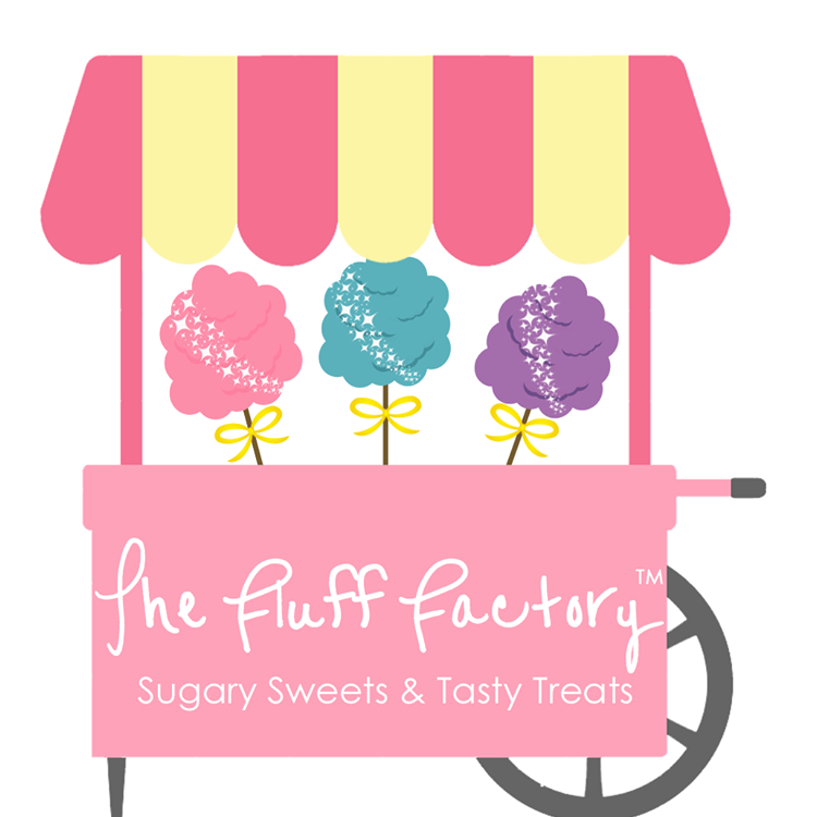 The Fluff Factory Gourmet Cotton Candy