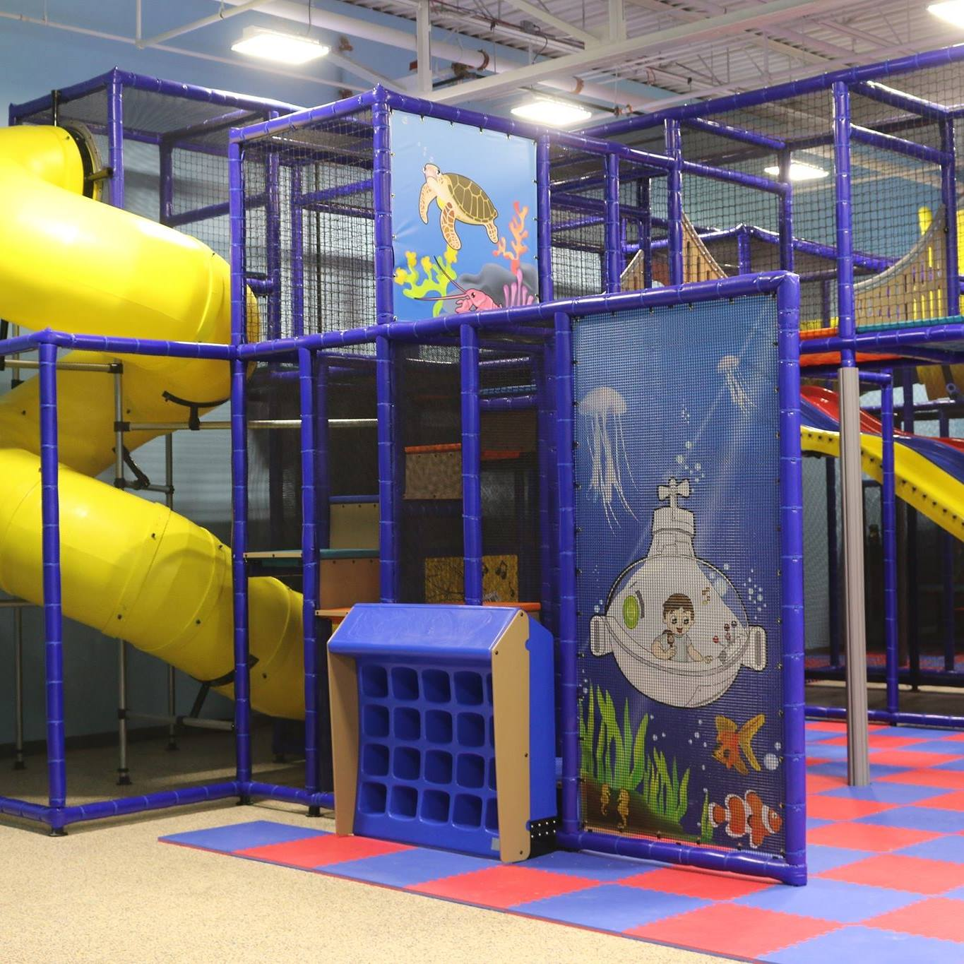 Under The Sea Playground: Gift Card for Indoor Play