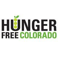 Hunger Free Colorado exists to end hunger