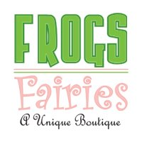 Frogs & Fairies, a unique boutique