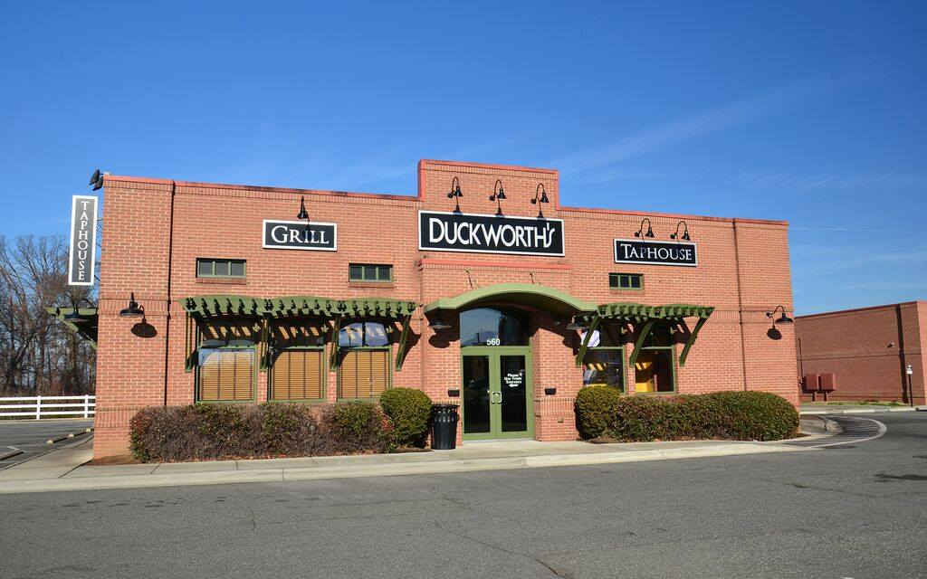 Duckworth's Grill & Taphouse Mooresville