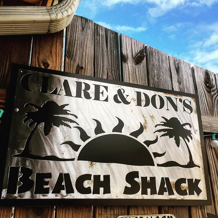 Clare and Don's Beach Shack: Clare and Dons Beach Shake