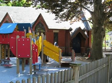 St. Paul's Nursery School