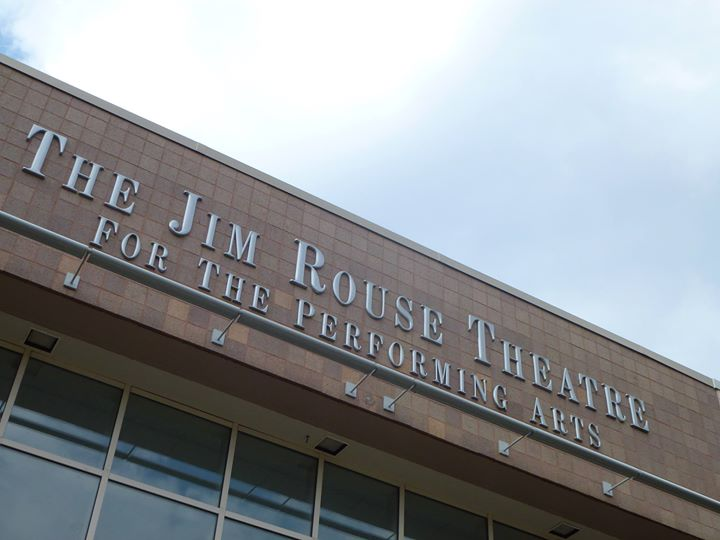The Jim Rouse Theatre for the Performing Arts