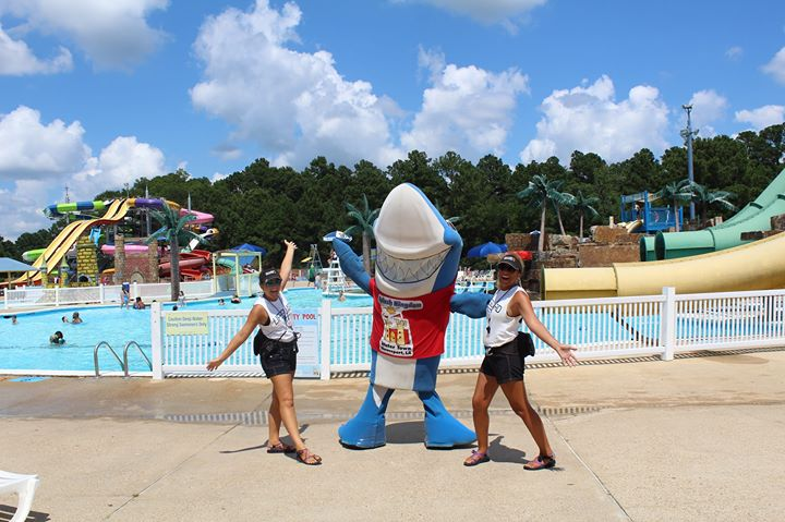Splash Kingdom Waterpark - Shreveport