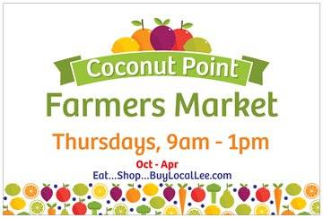 Coconut Point Farmers Market