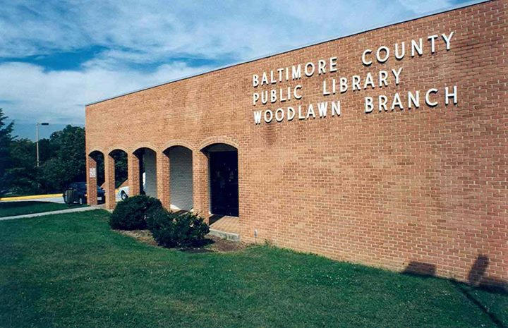 Woodlawn Branch Library