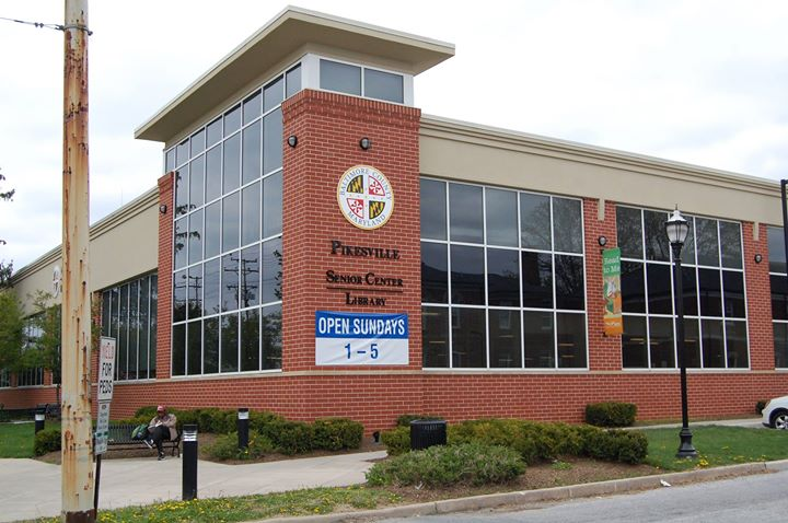 Pikesville Branch Library