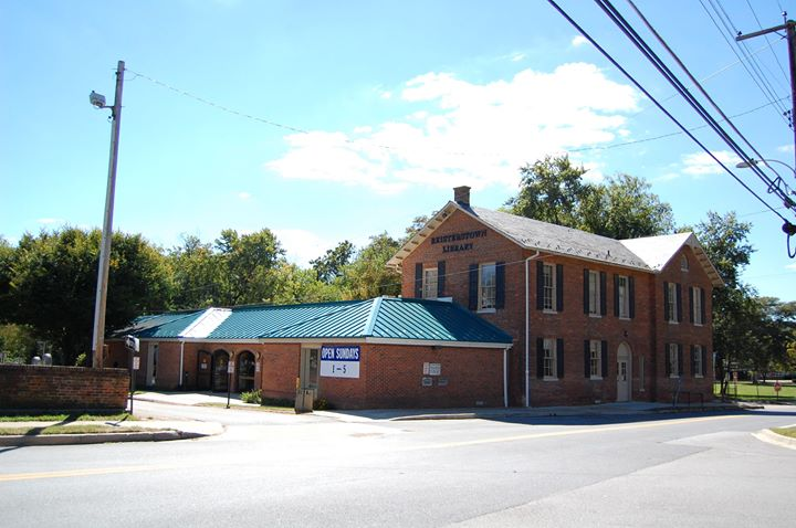 Reisterstown Branch Library