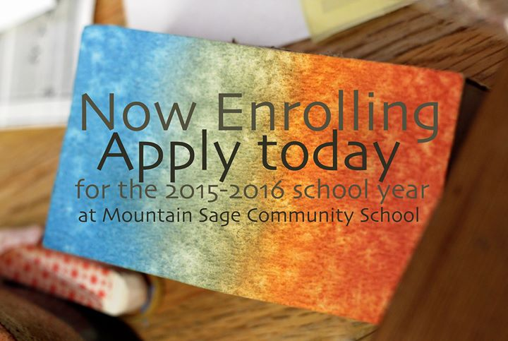 Mountain Sage Community School