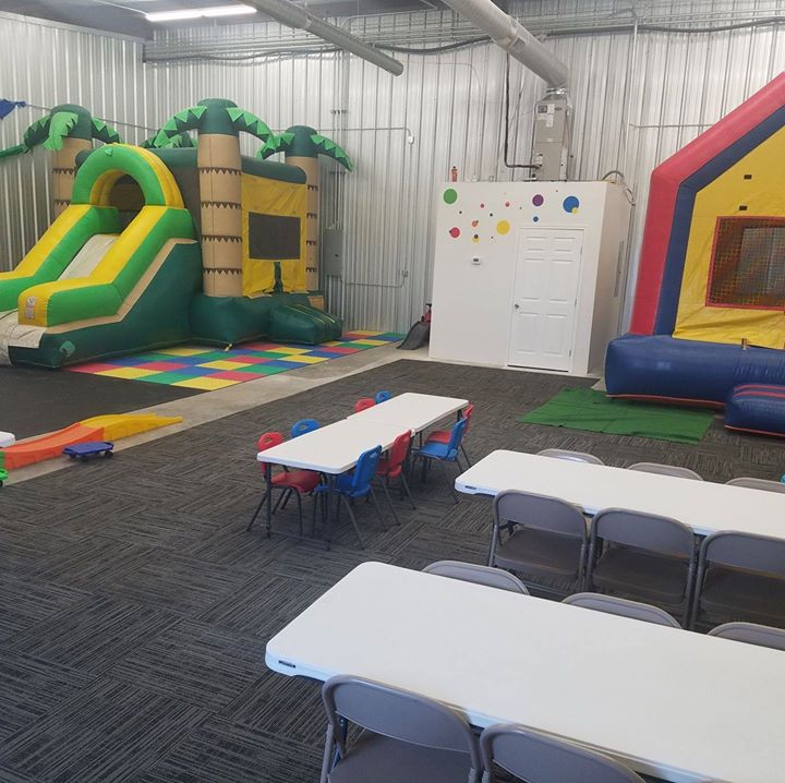 Jumping Monkeys Party And Rentals