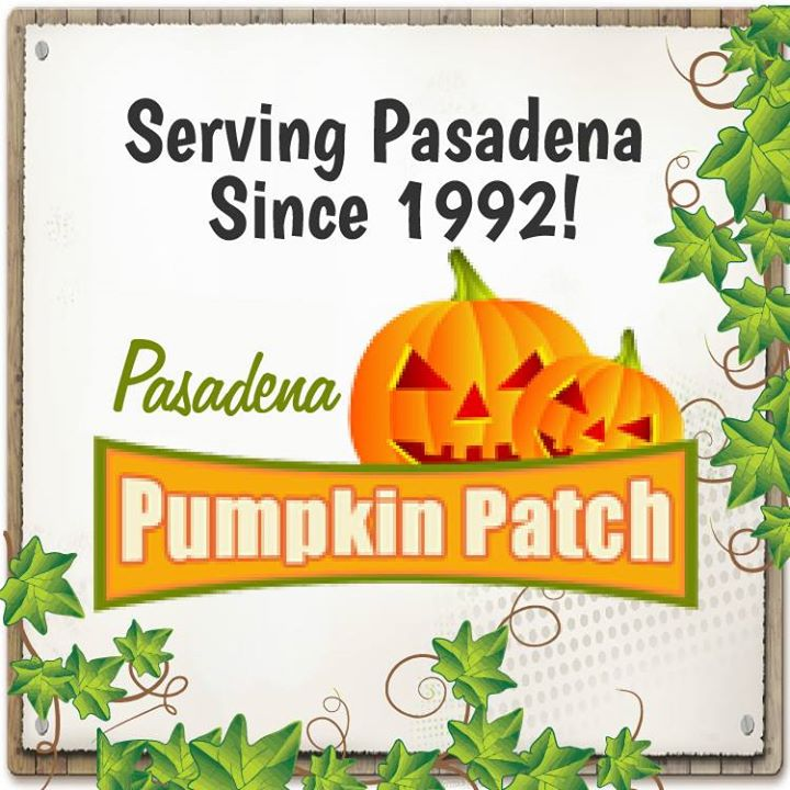 Pasadena Pumpkin Patch