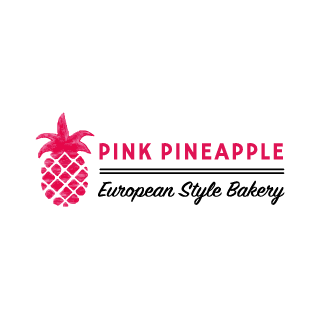 Pink Pineapple Cakes