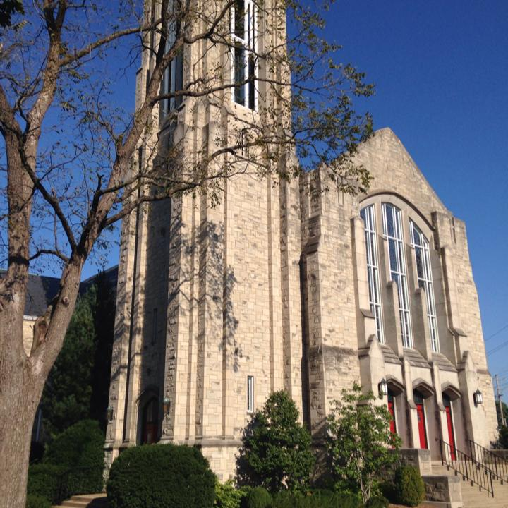 Easter Sunday at St. Paul United Methodist Church