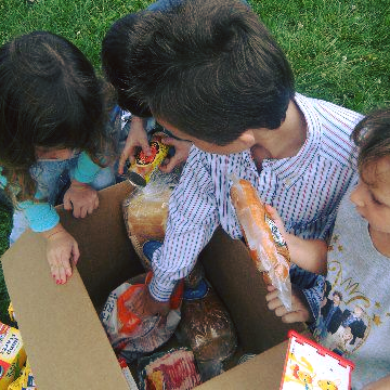 Family-to-Family: Kids Giving Options to Lift Up Families In Your Community