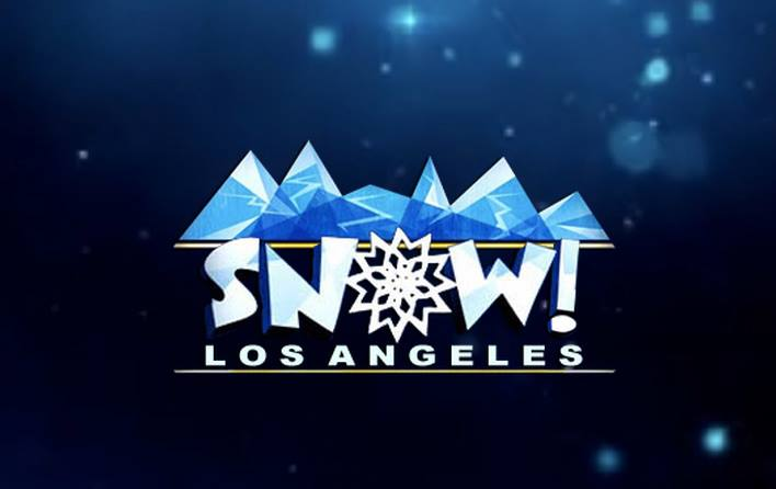 Snow Day Los Angeles