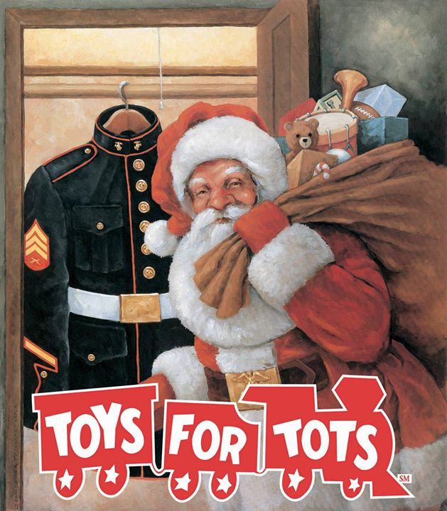 Toys For Tots Aurora CO: Donate A New Toy To A Child In Need