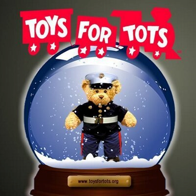 Toys for Tots Charleston, SC