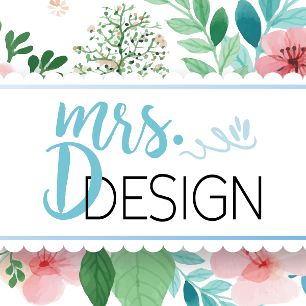Mrs. D Design: Custom Made Gifts For All Ages