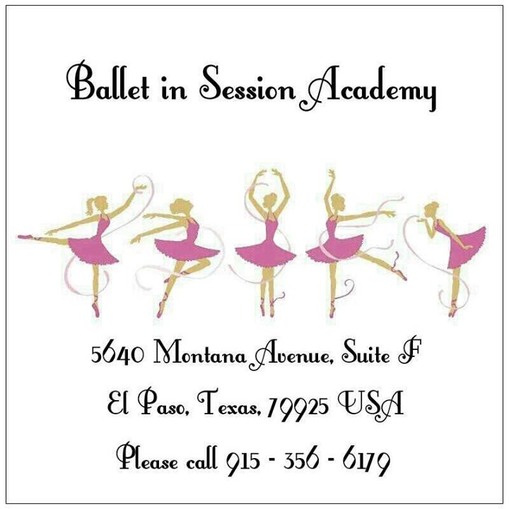 Ballet In Session Academy-Official