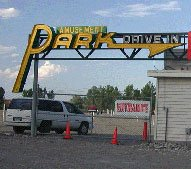 Amusement Park Drive-in Theatre