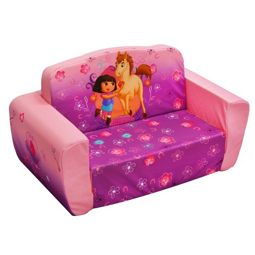 Dora The Explorer Flip Open Sofa