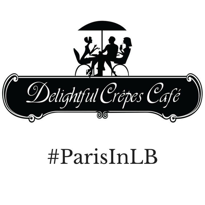 Delightful Crepes Cafe (Long Beach)