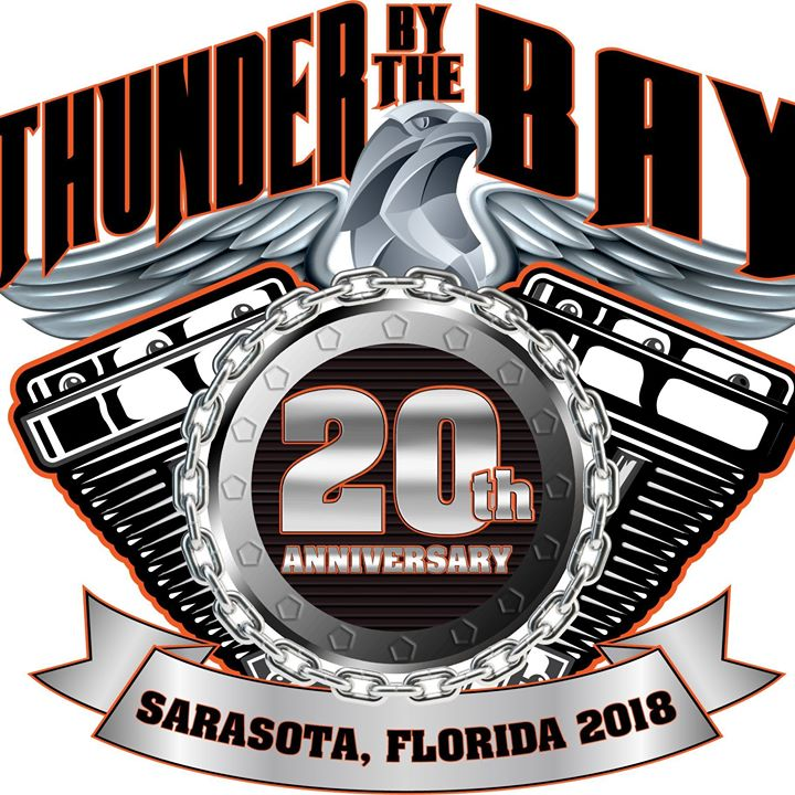 21st Annual Thunder By The Bay Music & Motorcycle Festival