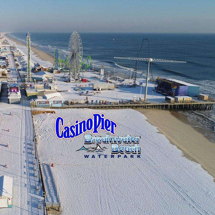 48d6f31d50 Casino Pier   Breakwater Beach