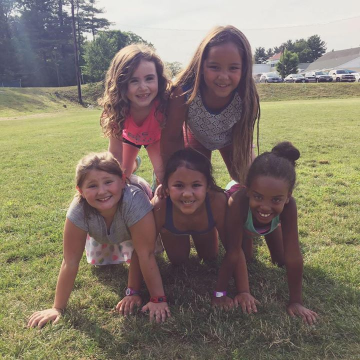 Camps at the Invensys Foxboro YMCA