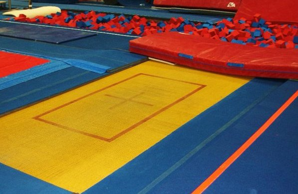 Gym-Nation Gymnastics & Cheerleading!