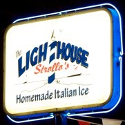 Strollo's Lighthouse Red Bank