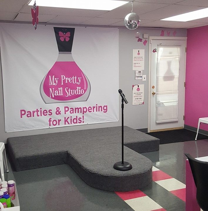 My Pretty Nail Studio Parties And Pampering For Kids