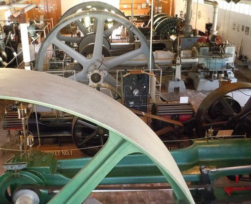 The New England Wireless and Steam Museum